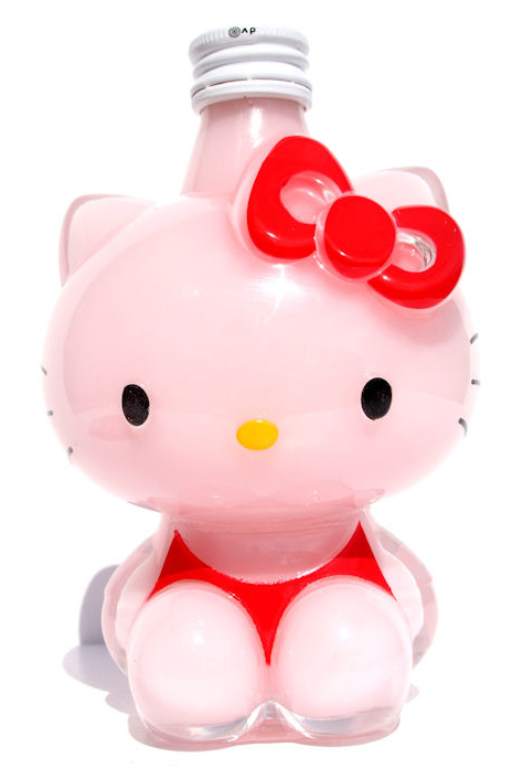 Hello Kitty sirop ice cream fraise