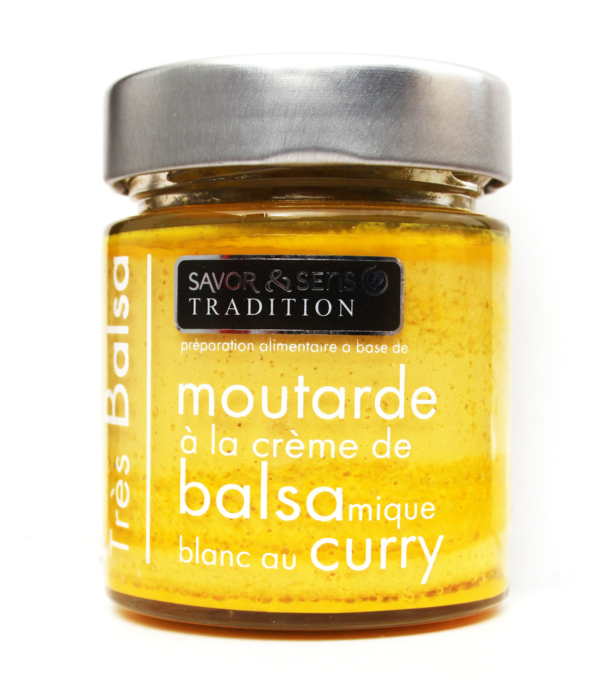 Moutarde tr�s Balsa au curry